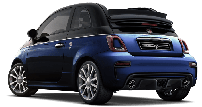Abarth 595 Convertible Long Term Rental