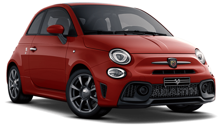 Abarth 595 Hatchback Long Term Rental