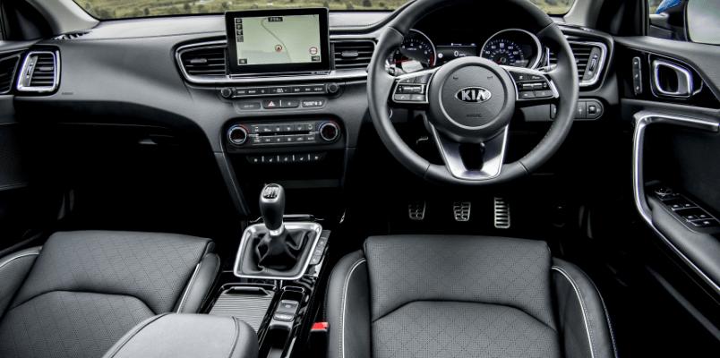 Kia Ceed Interior