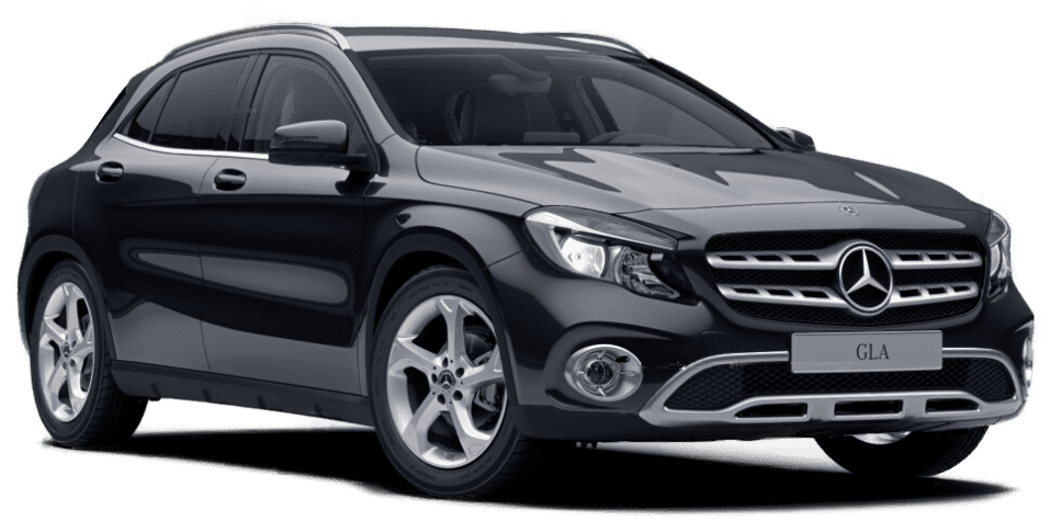Mercedes GLA 200 Manual