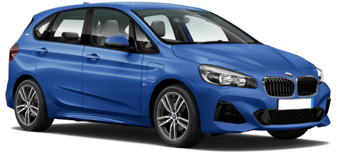 BMW 2 Series Tourer Short Term Car Leasing