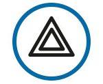 Hazard Triangle Icon