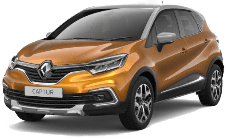 Renault Captur GT Line Short Term Lease