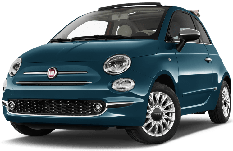 Fiat 500 Lounge Covertible