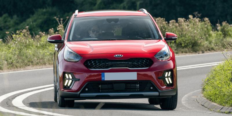 Kia Niro Hybrid Front
