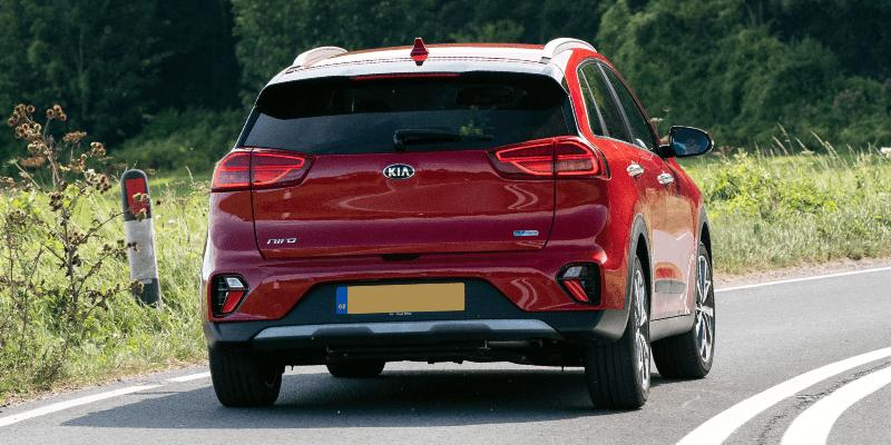 Kia Niro Hybrid Rear