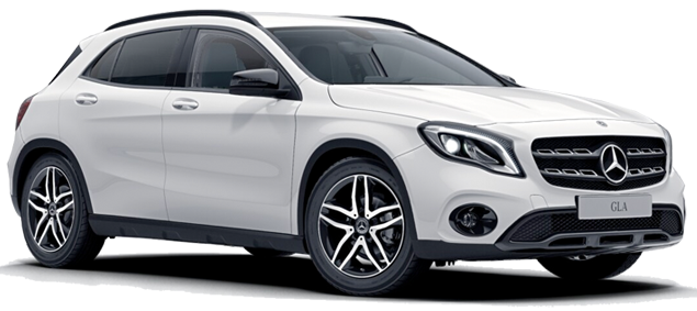 Mercedes GLA Urban Edition