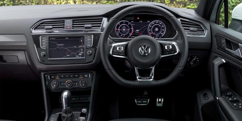 Volkswagen Tiguan R Line Tech Interior