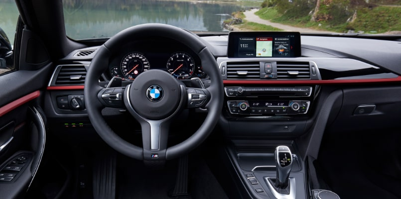 BMW 4 Series Gran Coupe Interior