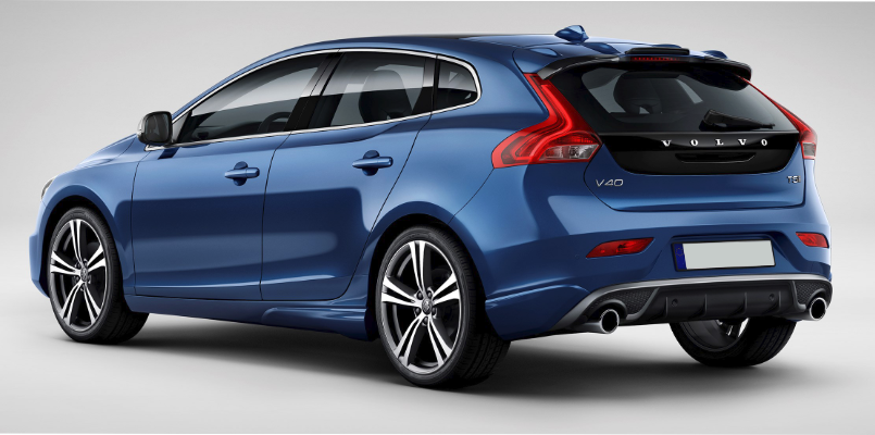 Volvo V40 R Design Rear