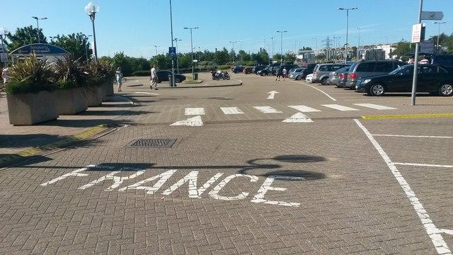 French Car Park