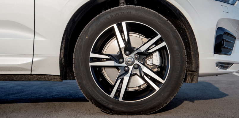 Volvo XC60 Alloy Wheel