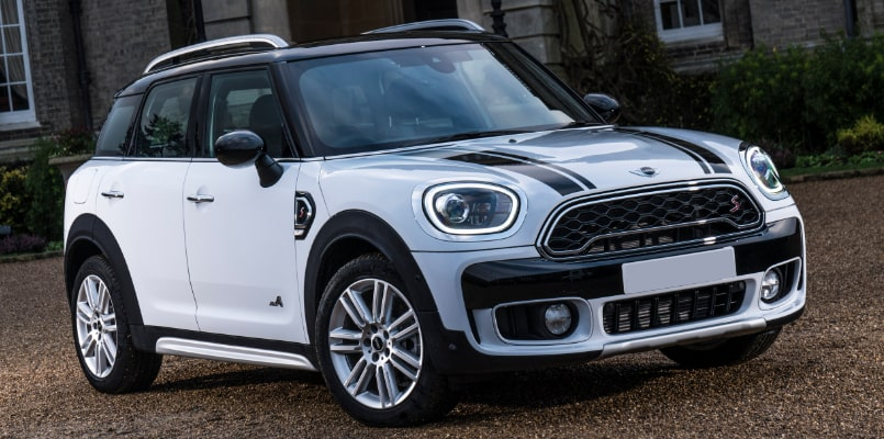 Mini Countryman Cooper S Front