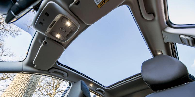 Renault Kadjar Sunroof