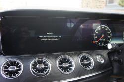 Mercedes E-Class Cabriolet Screen