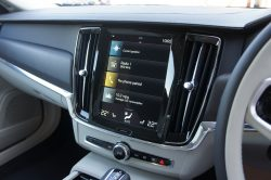 Volvo V90 Infotainment Screen