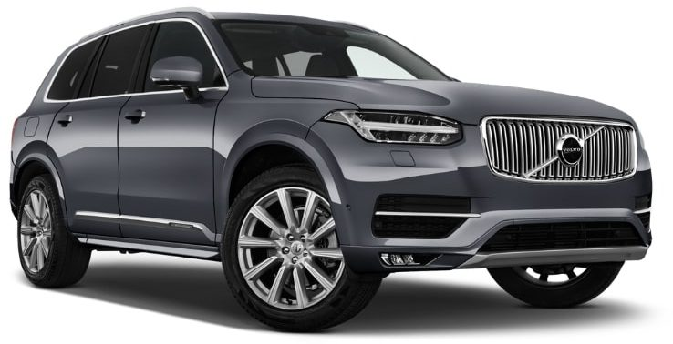 Volvo XC90 Momentum Auto - Flexed Short Term Leasing-min