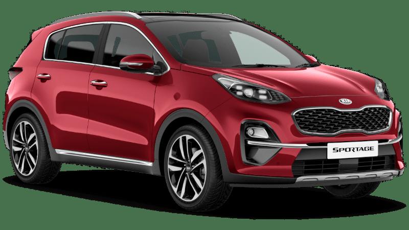 Flexed - Kia Sportage 4 Auto-min