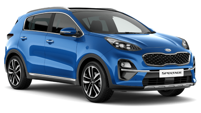 Flexed - Kia Sportage 4 Manual-min