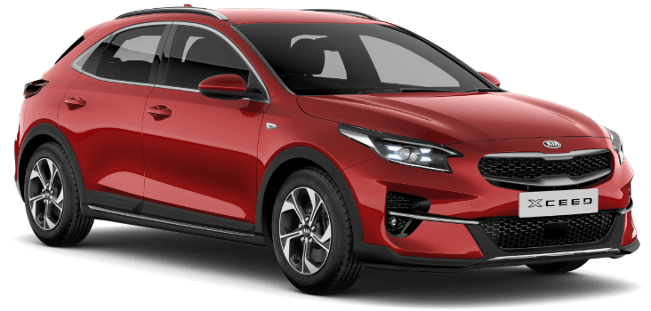 Flexed - Kia XCeed 2 Petrol - Short Term Lease-min