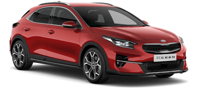 Flexed - Kia XCeed 3 Diesel - Short Term Lease-min