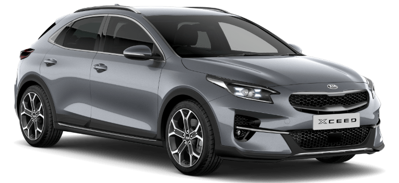 Flexed - Kia XCeed 3 Petrol Auto - Short Term Lease-min