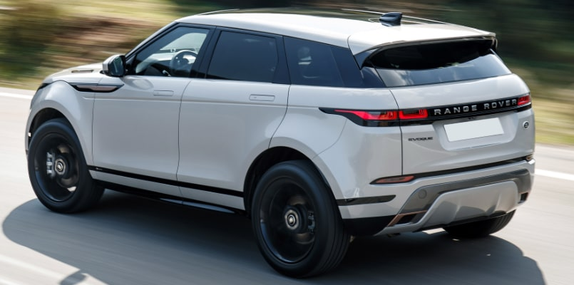 Flexed - Range Rover Evoque - Rear-min