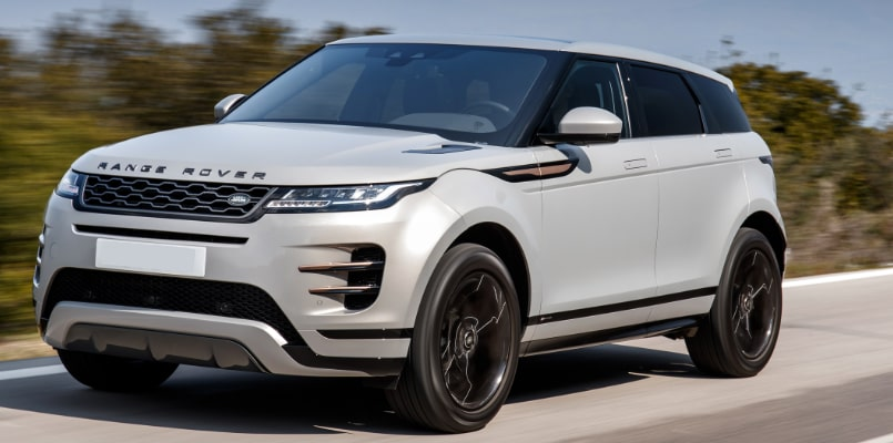 Flexed - Range Rover Evoque - Side-min