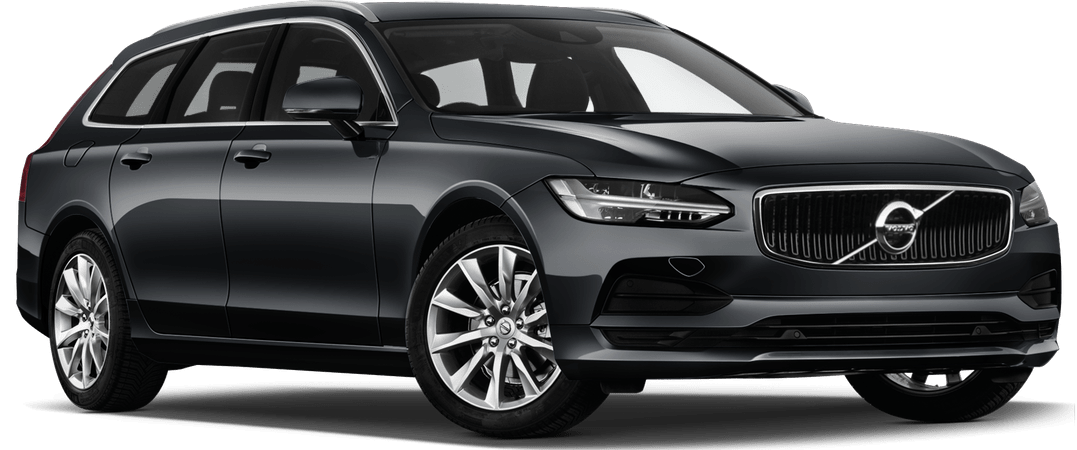 Flexed Volvo V90 Momentum Auto Short Term Lease-min