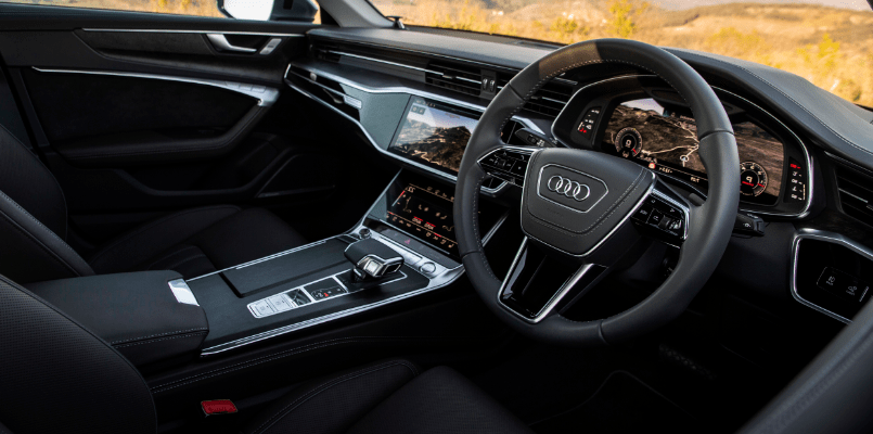 Audi A6 Saloon Interior