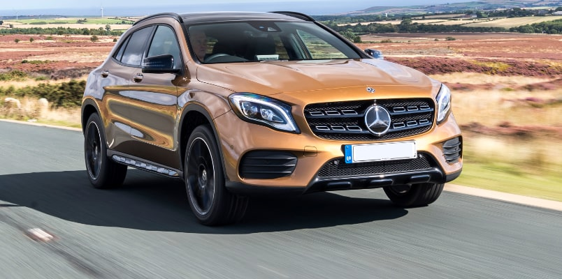 Mercedes GLA 12 Month Urban Edition-min