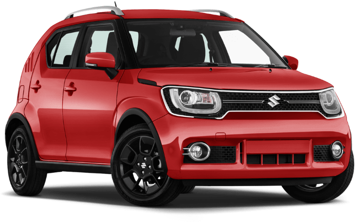 Suzuki IGNIS Small Hatchback - Flexed-min