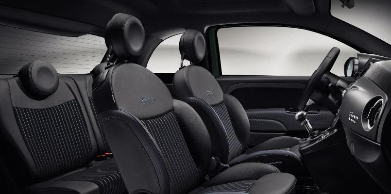 Fiat 500 Rockstar Interior 9-min