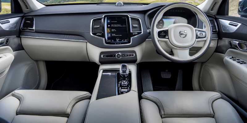Volvo XC90 R Design Interior