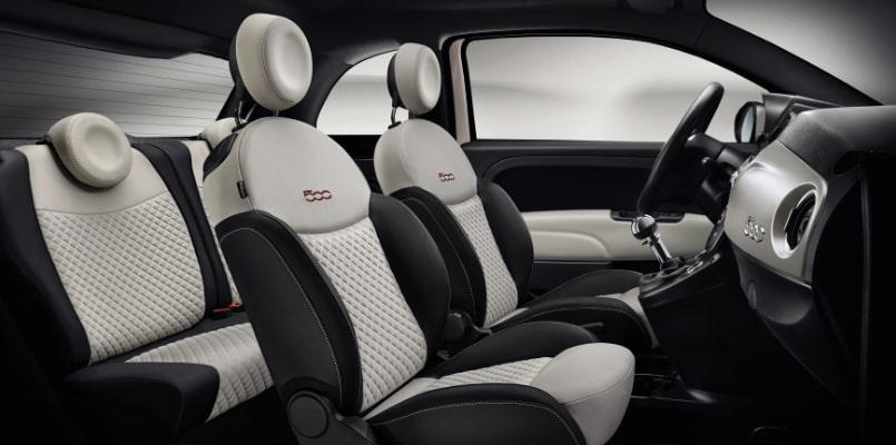 Fiat 500 Star Interior 2-min