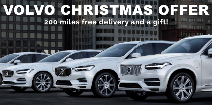 Volvo Christmas Offers