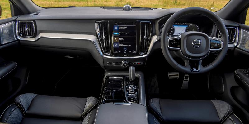 Volvo S60 Saloon R Design Interior