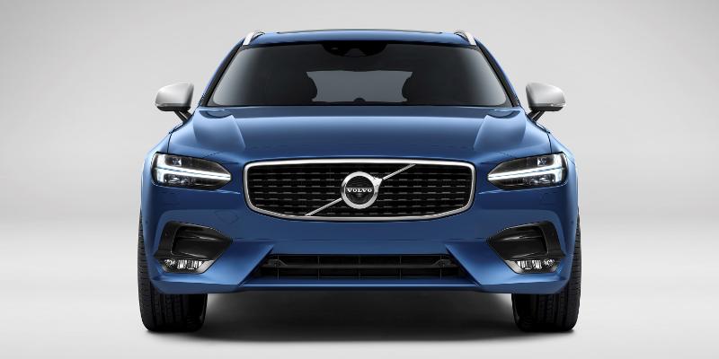 Volvo V90 R Design Front