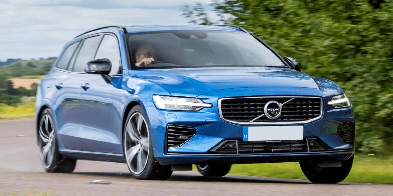 Volvo V60 R Design Front