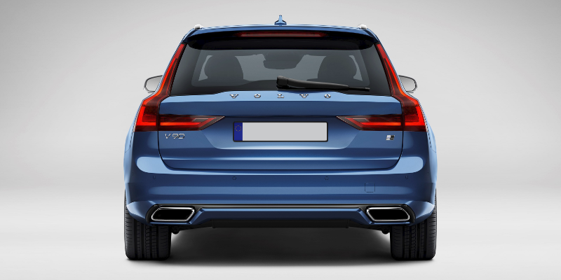 Volvo V90 R Design Rear