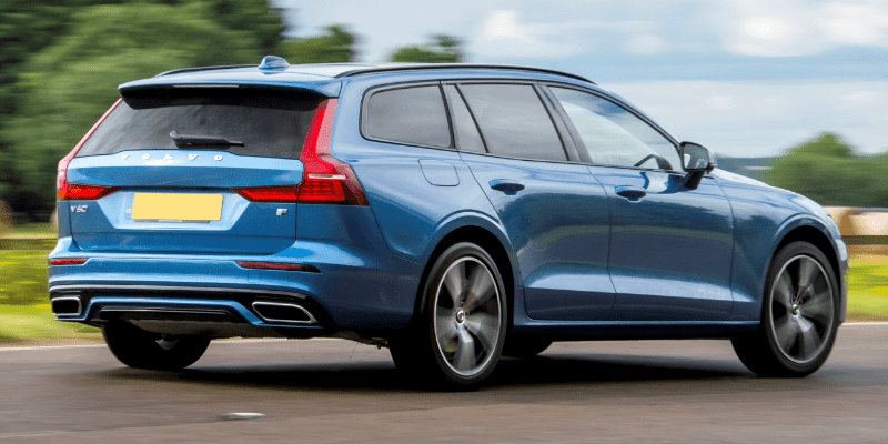 Volvo V60 R Design Rear