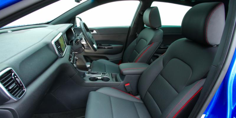 Kia Sportage Seats