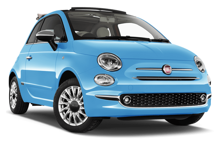 Fiat 500C Convertible Flexed Short Term Lease-min