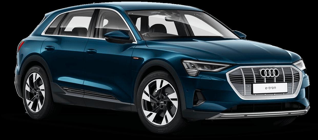Audi E Tron Electric-min