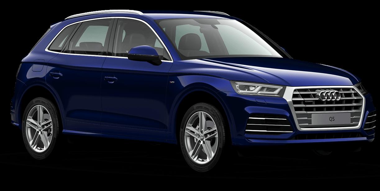 Audi Q5 S Line Automatic-min