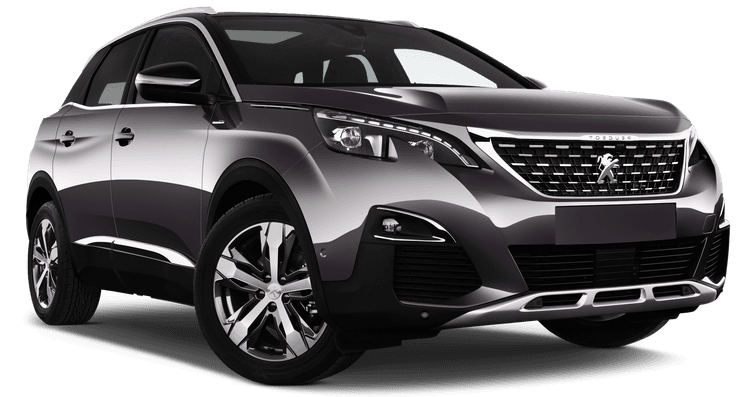 Peugeot 3008 Short Term Lease-min