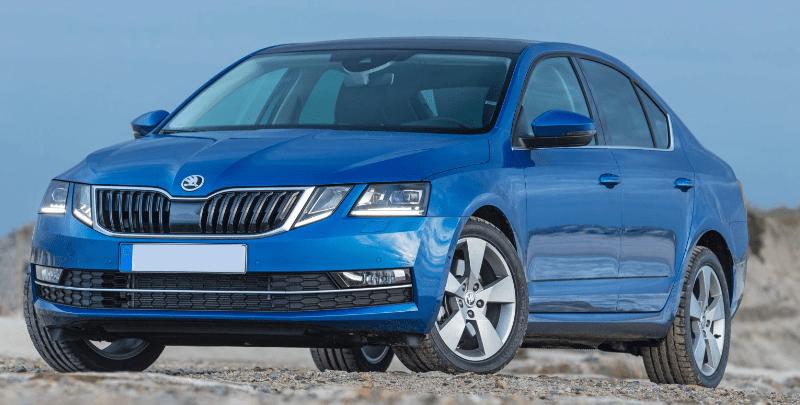 Skoda Octavia - Hatchback - Front-min