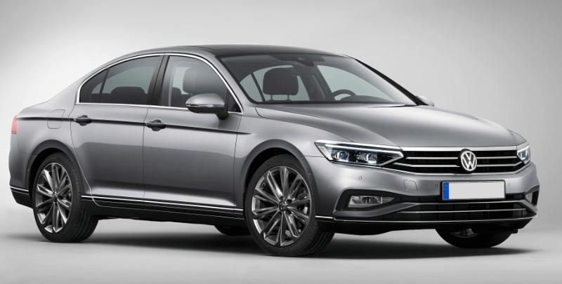 Volkswagen Passat 1-min