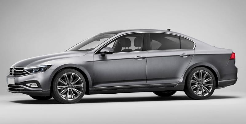 Volkswagen Passat 4-min