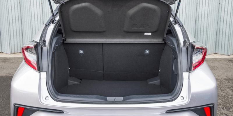 Toyota C-HR Boot